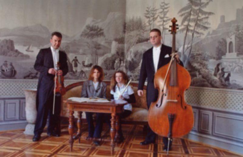 Concert - Sorkočević Quartet
