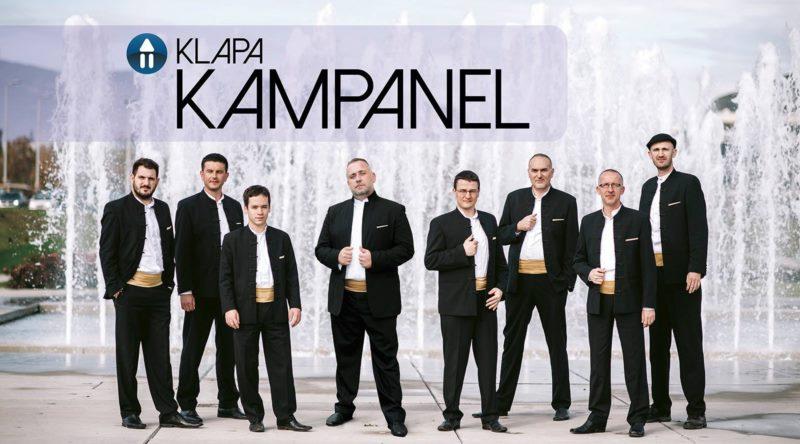 Concert - Vocal group Kampanel