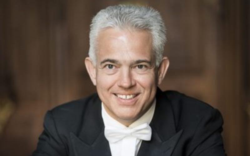 DSO / Christoph Campestrini, conductor / Aleksey Semenenko, violin