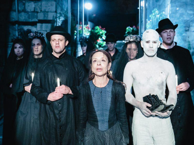 Theater play - Ivo Vojnović: GERANIUM