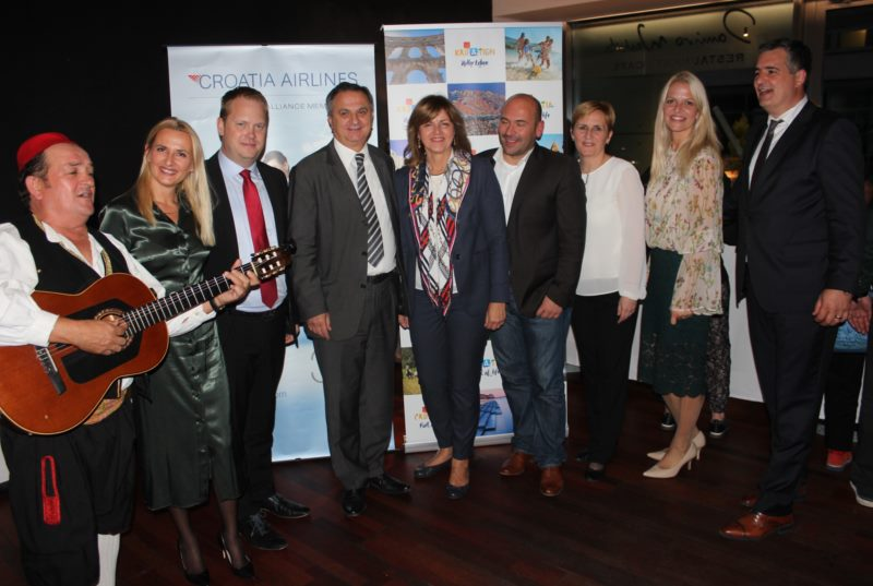 Joint presentation of Dubrovnik Tourist Board and Croatia Airlines in Frankfurt