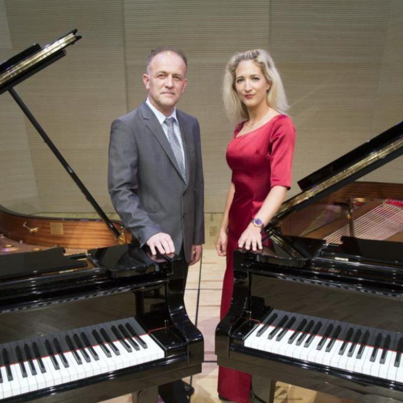Boris Papandopulo: Horoscope   Piano duo Ivančić / Cikojević