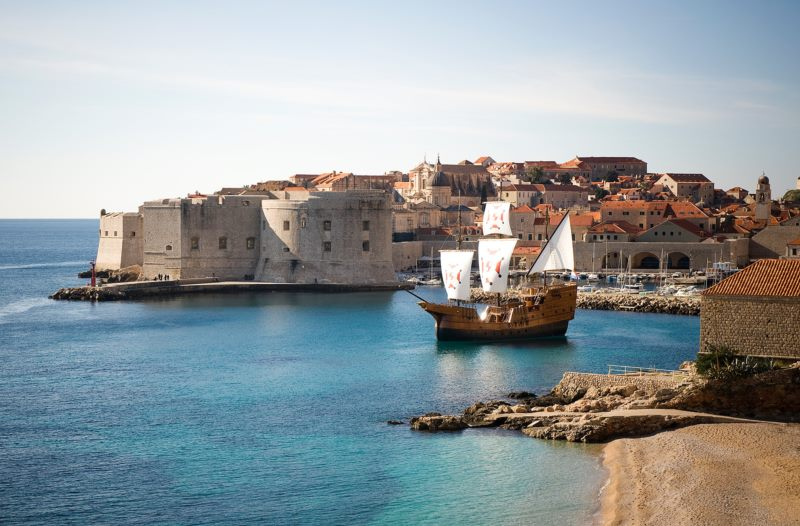 Dubrovnik in three days