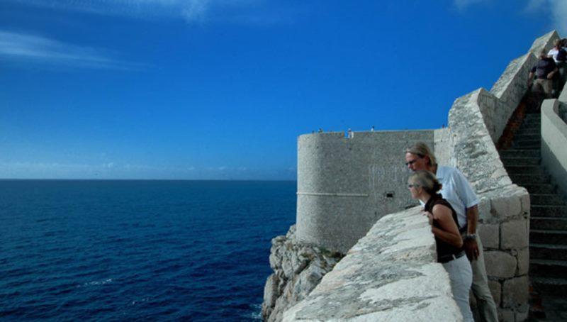 Dubrovnik ramparts