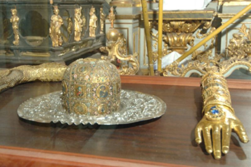 The Cathedral Treasury