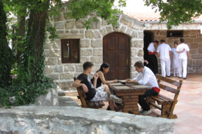 Village Household MALEŠ
