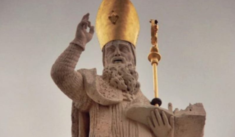 Who was Saint Blaise?