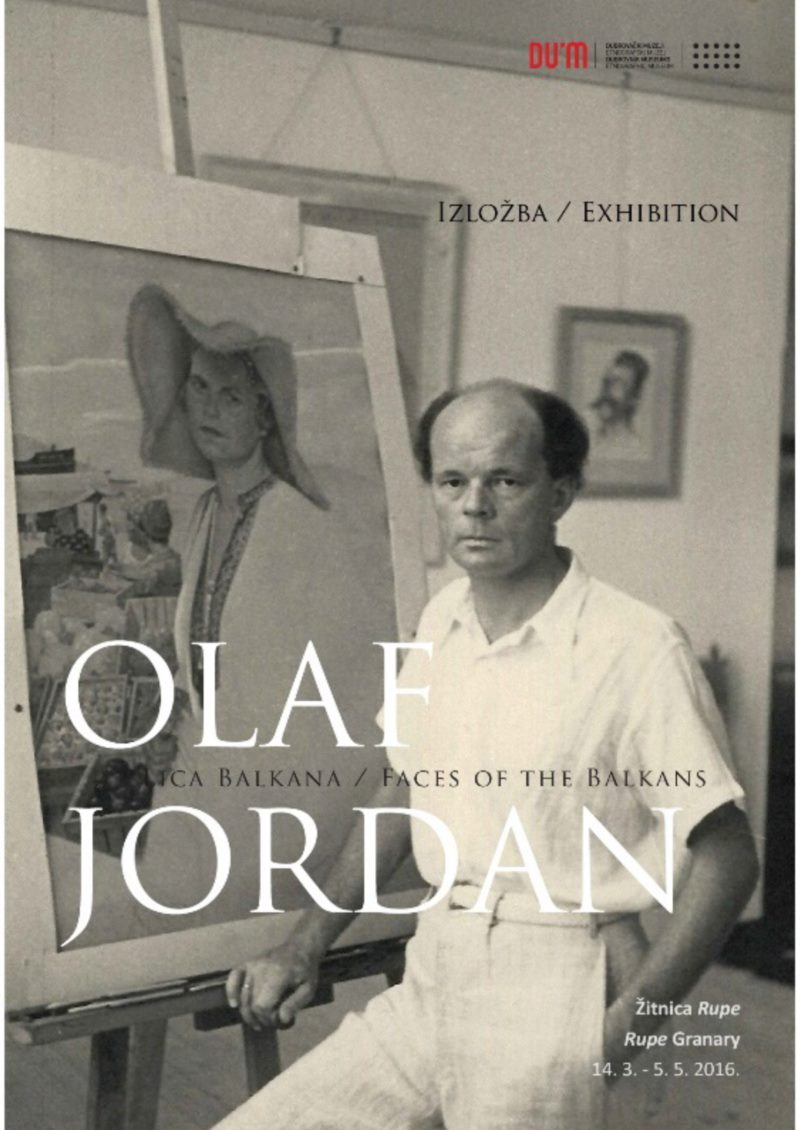 Exhibition - Olaf Jordan (Faces of the Balkans)