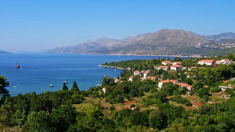 Summer events program at Dubrovnik sourroundings