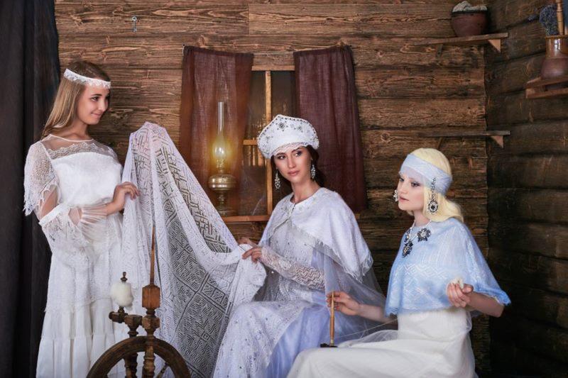 Exhibition Orenburg - Lace World Heritage