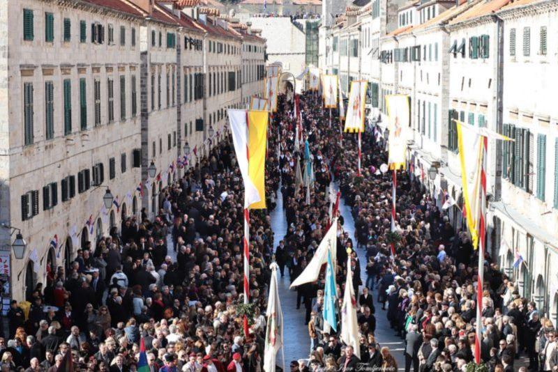 St. Blaise Feast - Unique Dubrovnik winter celebration