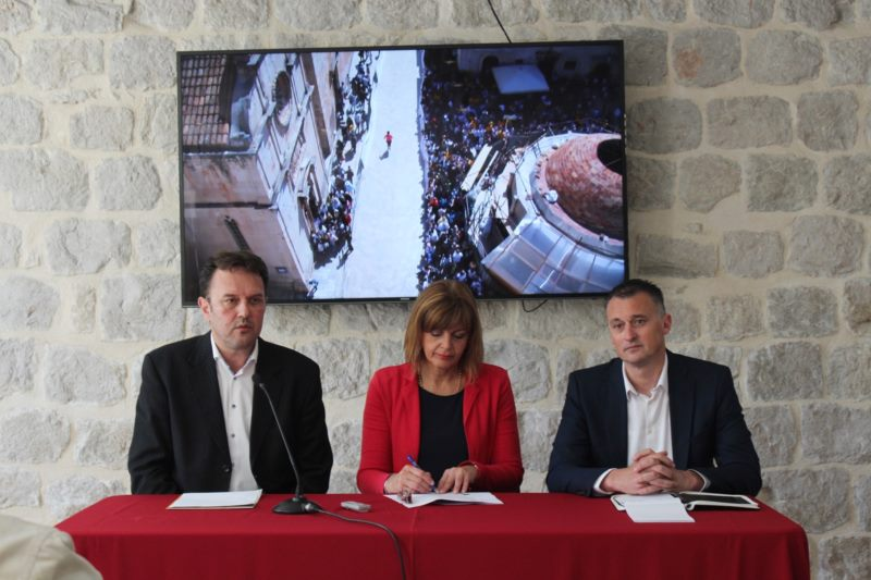 Du Motion: Dubrovnik's record-breaking sports project