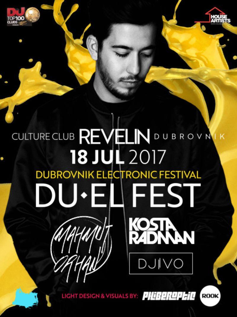 Dubrovnik Electronic Festival DU_EL FEST