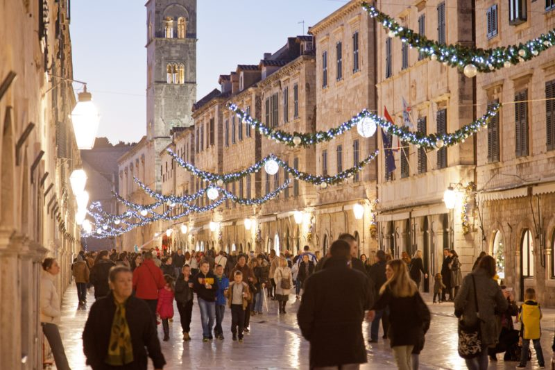 Dubrovnik Winter Festival and New Year's Eve Celebration 2018