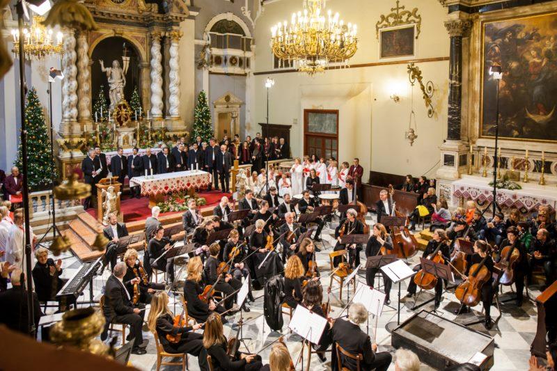 Dubrovnik Symphony Orchestra Program