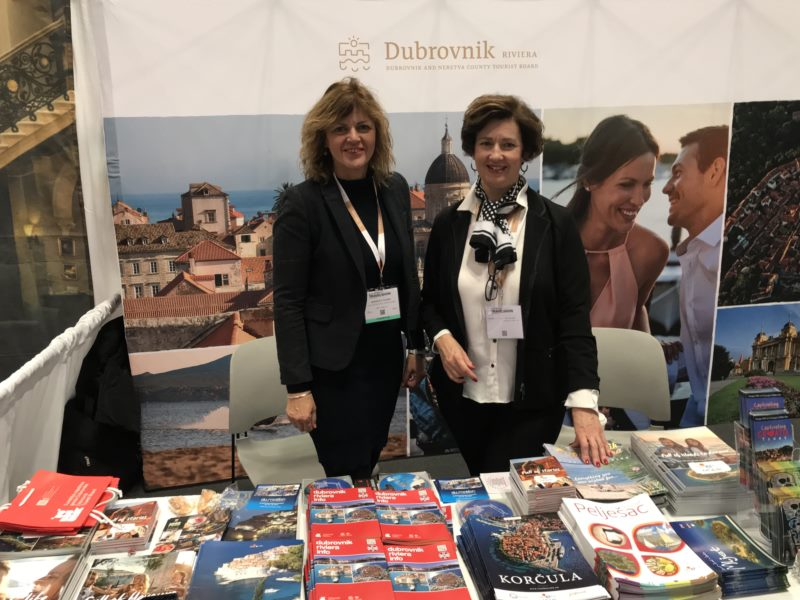 SUCCESSFUL PRESENTATION OF DUBROVNIK AT TOURISM FAIR IN NEW YORK