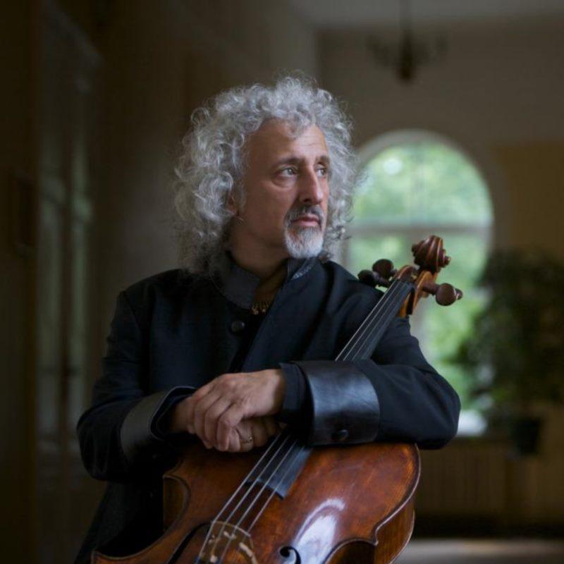 Concert - Mischa Maisky, cello | Pier Carlo Orizio, Conductor | Zagreb Philharmonic