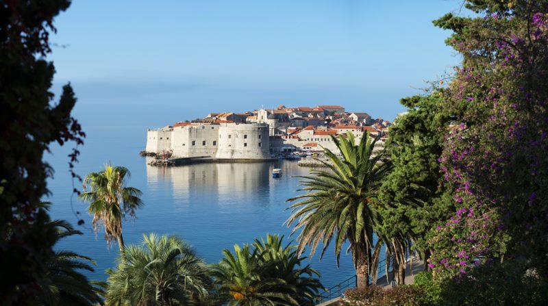 Springtime in Dubrovnik