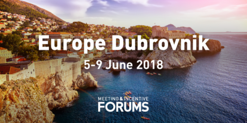 M&I - The largest specialized congress industry forum started in Dubrovnik