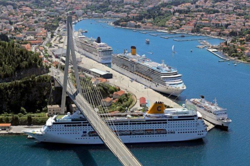 Dubrovnik proclaimed top Eastern Mediterranean cruise destination!