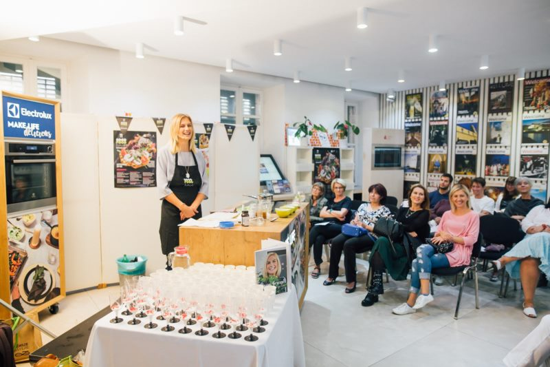 GASTRO PRESENTATIONS AND WORKSHOPS AT THE TOURIST BOARD OFFICE