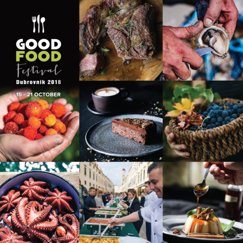 GOOD FOOD FESTIVAL 2018