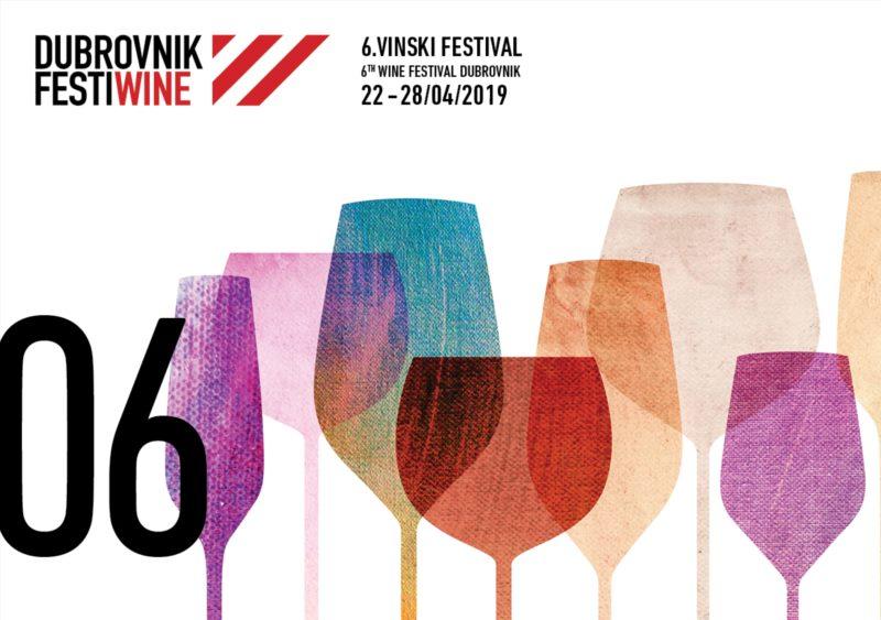 6th wine festival DUBROVNIK FESTIWINE