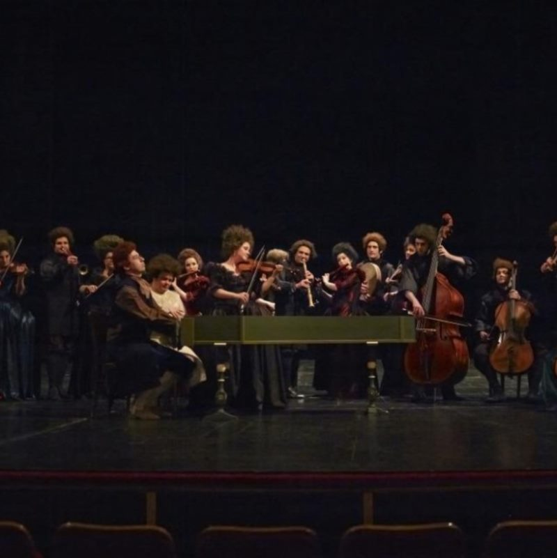 Croatian Baroque Ensemble | Hervé Niquet