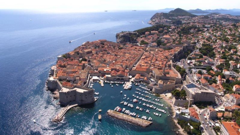 Record breaking first half of the year in Dubrovnik