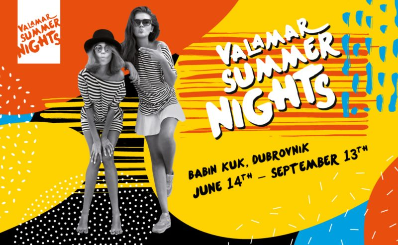Valamar Summer nights