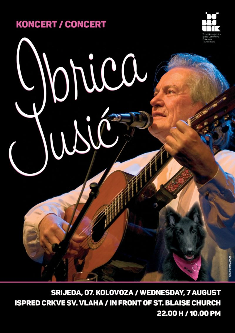 Ibrica Jusić - concert
