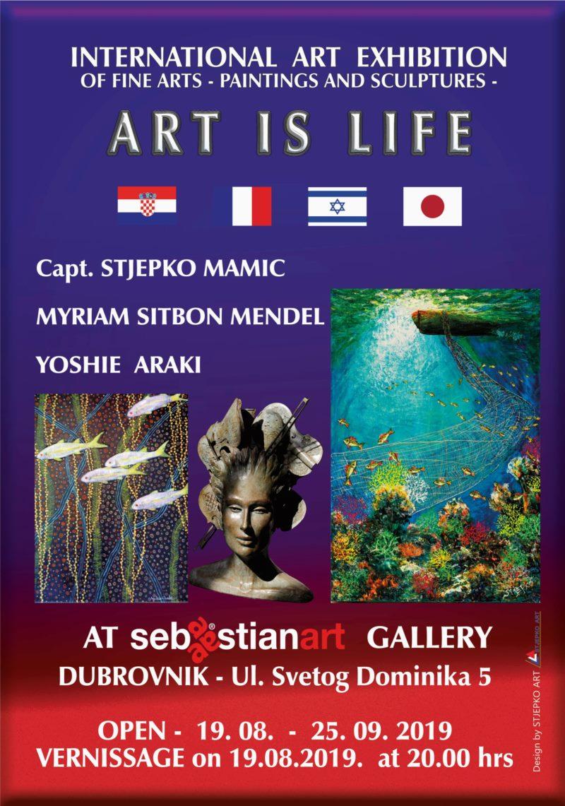 Exhibition - ART IS LIFE