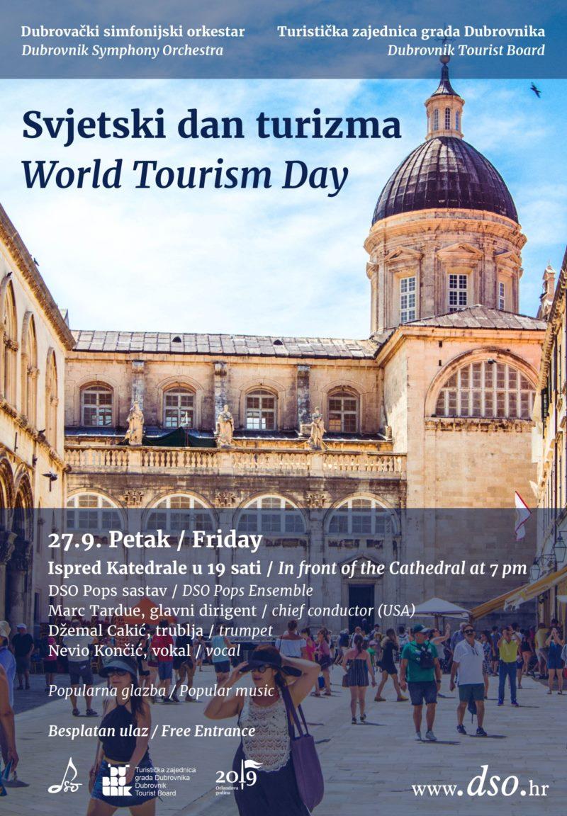 World Tourism Day - concert