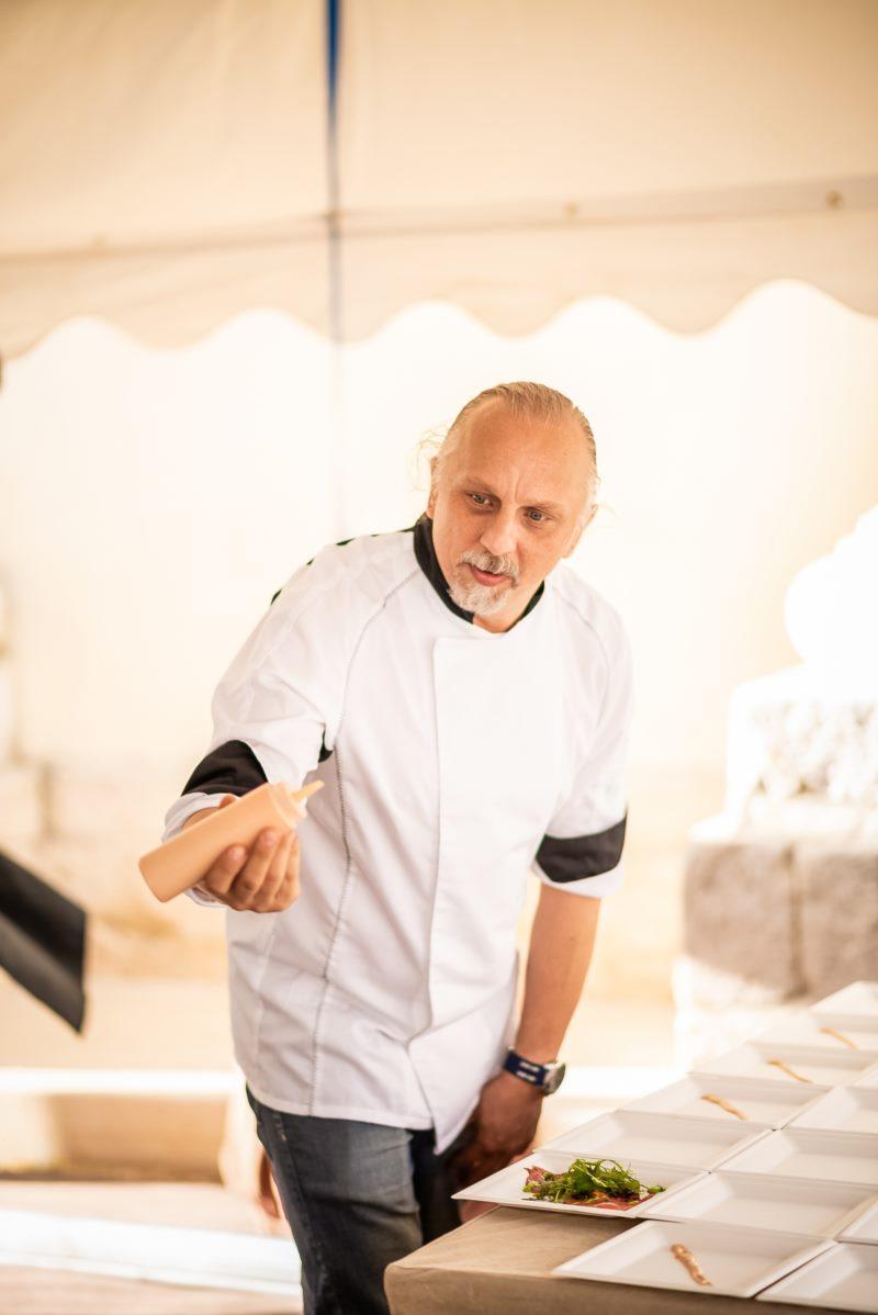 Istrian dinner with Chef Deniz Zemb
