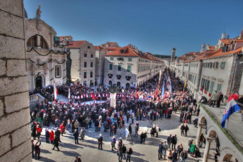 Festivity of Saint Blaise