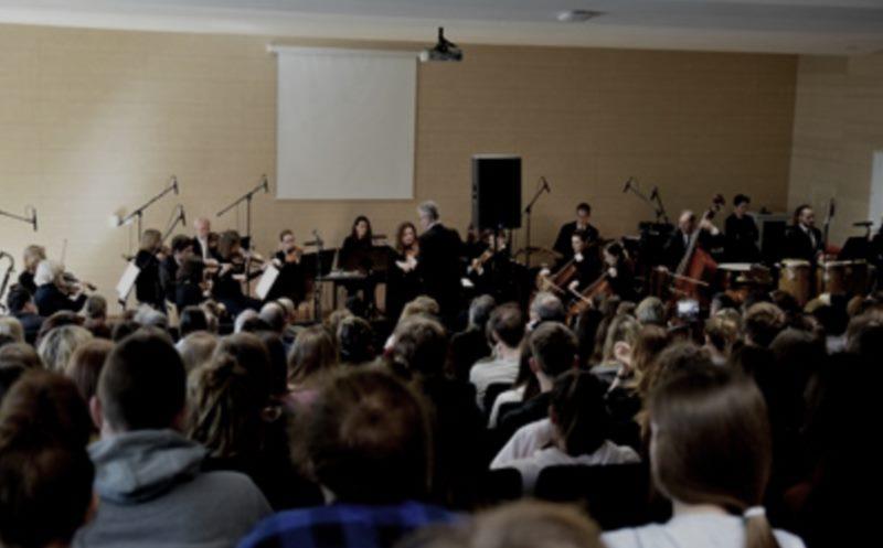 CONCERT FOR STUDENTS