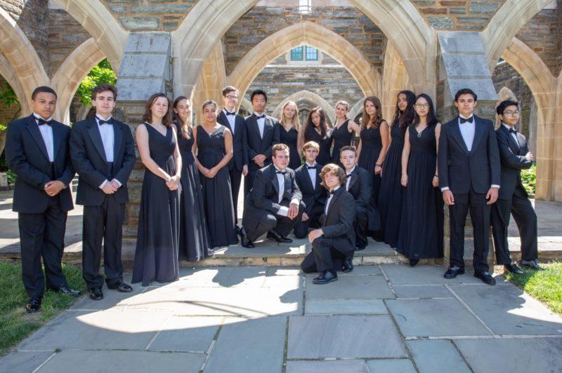 St Andrew's choir concert