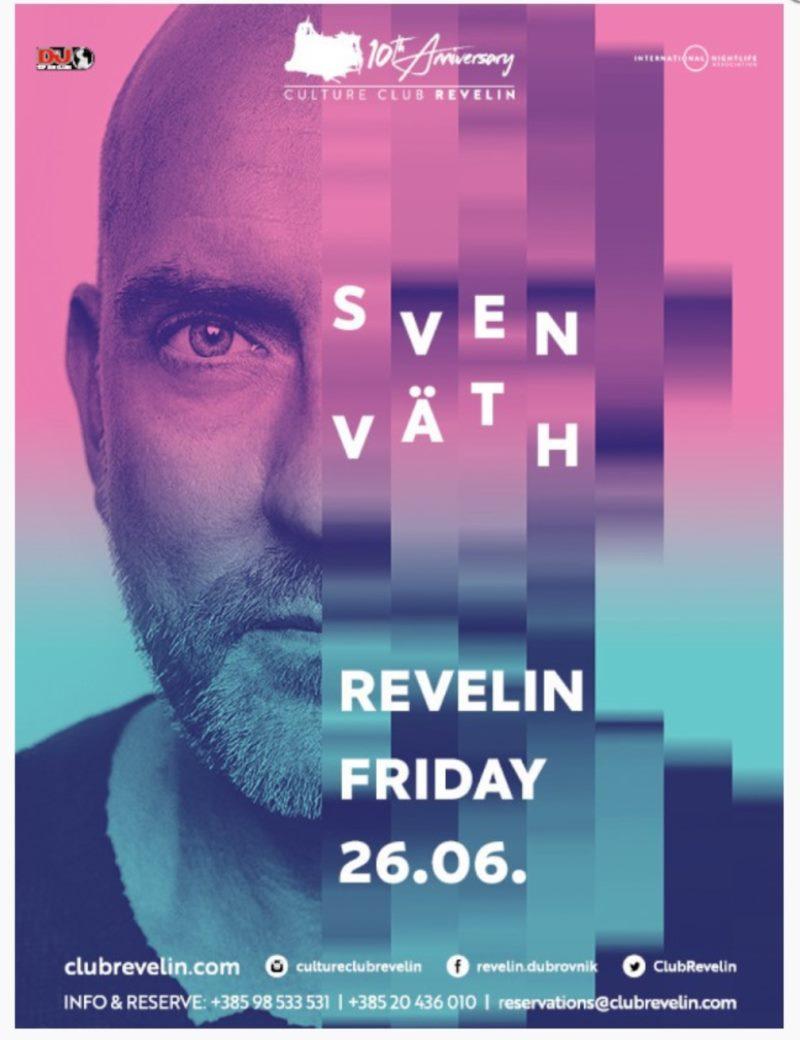 CC Revelin Concert - Sven Vath