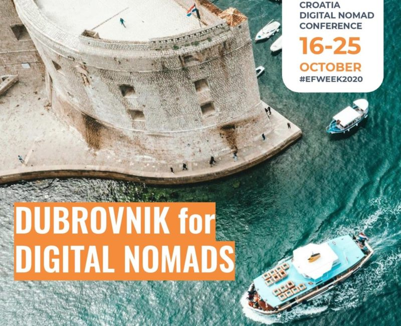 DUBROVNIK FOR DIGITAL NOMADS
