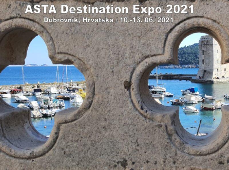 ASTA Destination Expo 2021