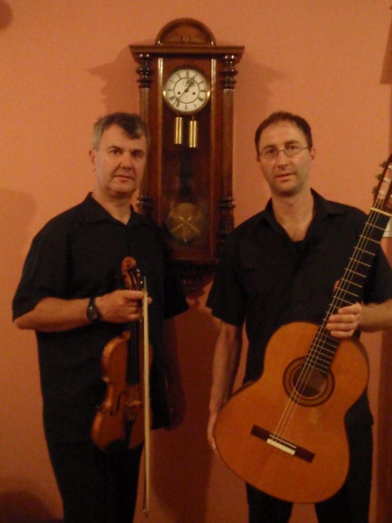 Concert in Domino church