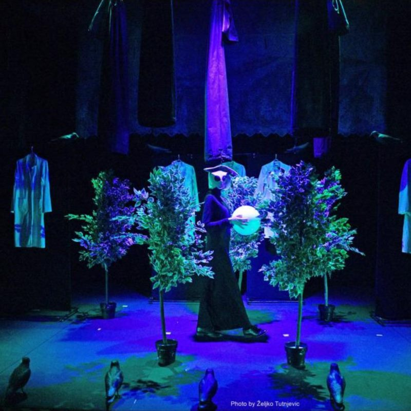 Lero Student Theatre: South Wind
