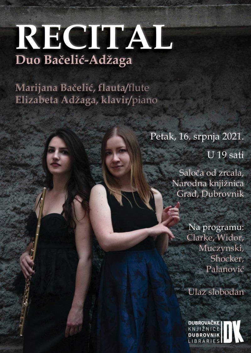 Recital duo Bačelić - Adžaga