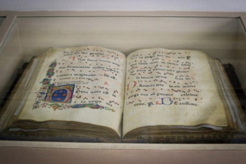 Museo del monasterio franciscano