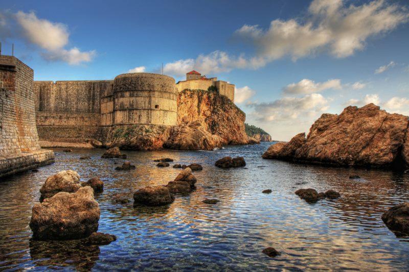 Dubrovnik en invierno