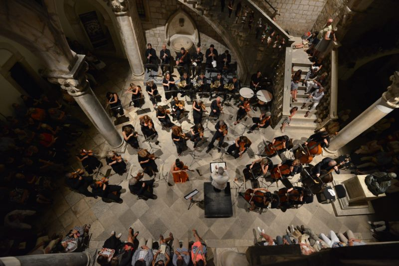 Concert - Dubrovnik Symphony Orchestra String Chamber Ensemble