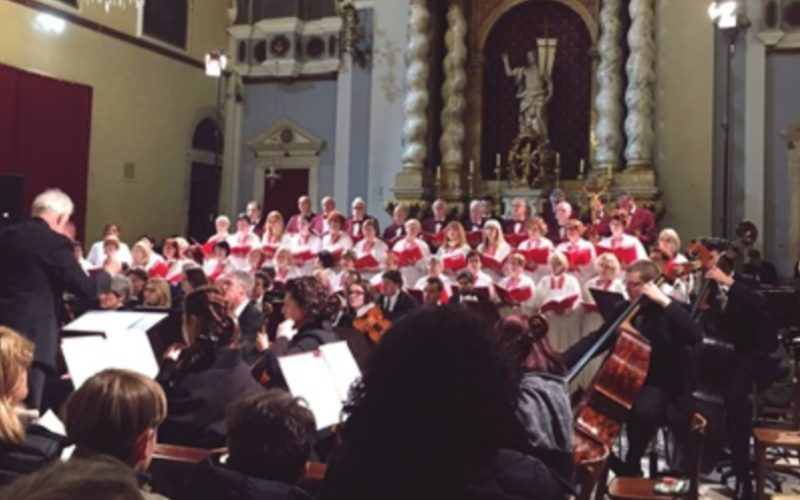 Concert - St Blaise in the words and music of Dubrovnik's authors
