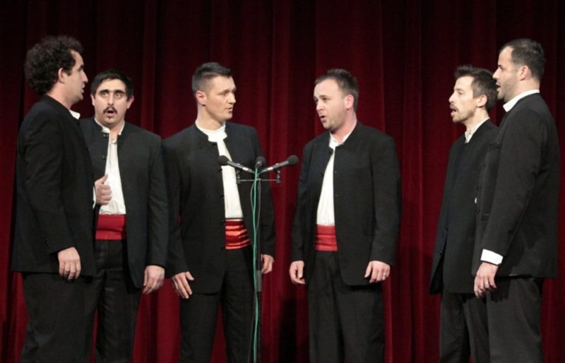 Concert - Vocal group Poklisari