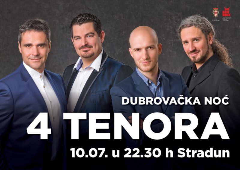 Dubrovnik Night - 4 Tenor