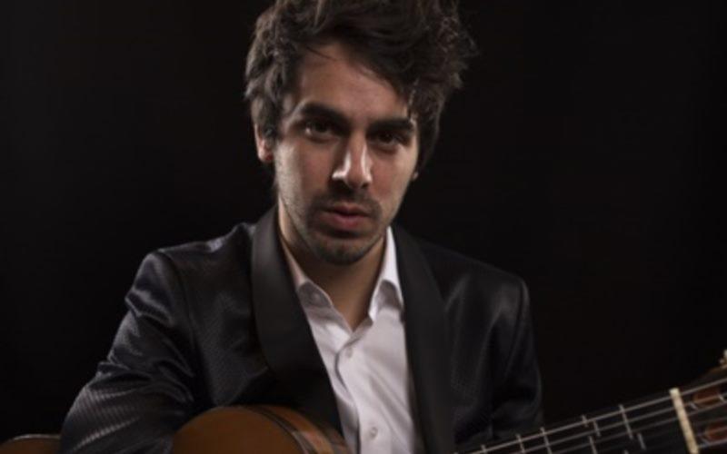 Concert -  Mak Grgic, guitar